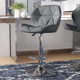 Jacquline 30 Swivel Bar Stool Orren Ellis