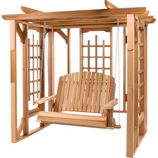 6 Ft. W x 6 Ft. D Wood Per..