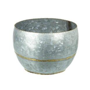 Lelon Metal Plant Pot By World Menagerie