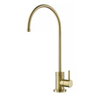 Antique Gold Kitchen Faucet Wayfair