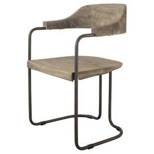 Maya Solid Wood Dining Chair by 17 Stories