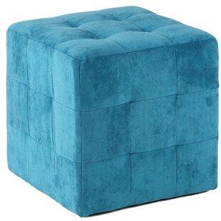 Braque Cube Ottoman by Cor..