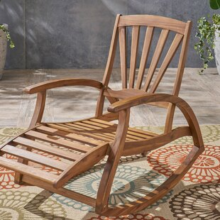 Cathleen Outdoor Rocking Chair