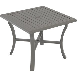 Banchetto Aluminum Dining Table