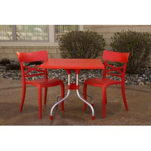 Slezak Patio 3 Piece Bistro Set by Ebern Designs Looking for