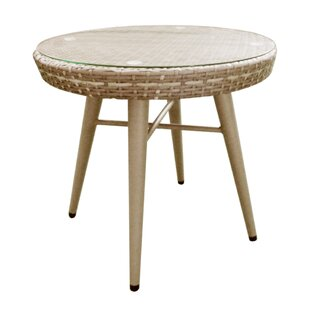 Bungalow Rose Pantano Outdoor Side Table