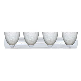 Besa Lighting Sasha II 4-Light Vanity Light