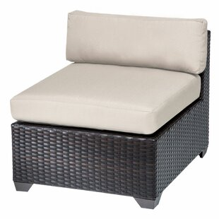 TK Classics Belle Side Armless Chair with..
