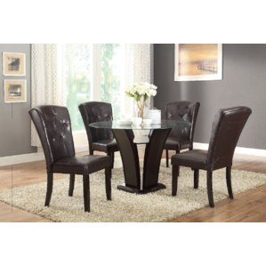 Bella Side Chair (Set of 2) by A&J Homes ..