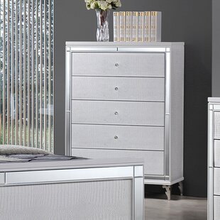 Best Quality Furniture 5 Drawer Chest