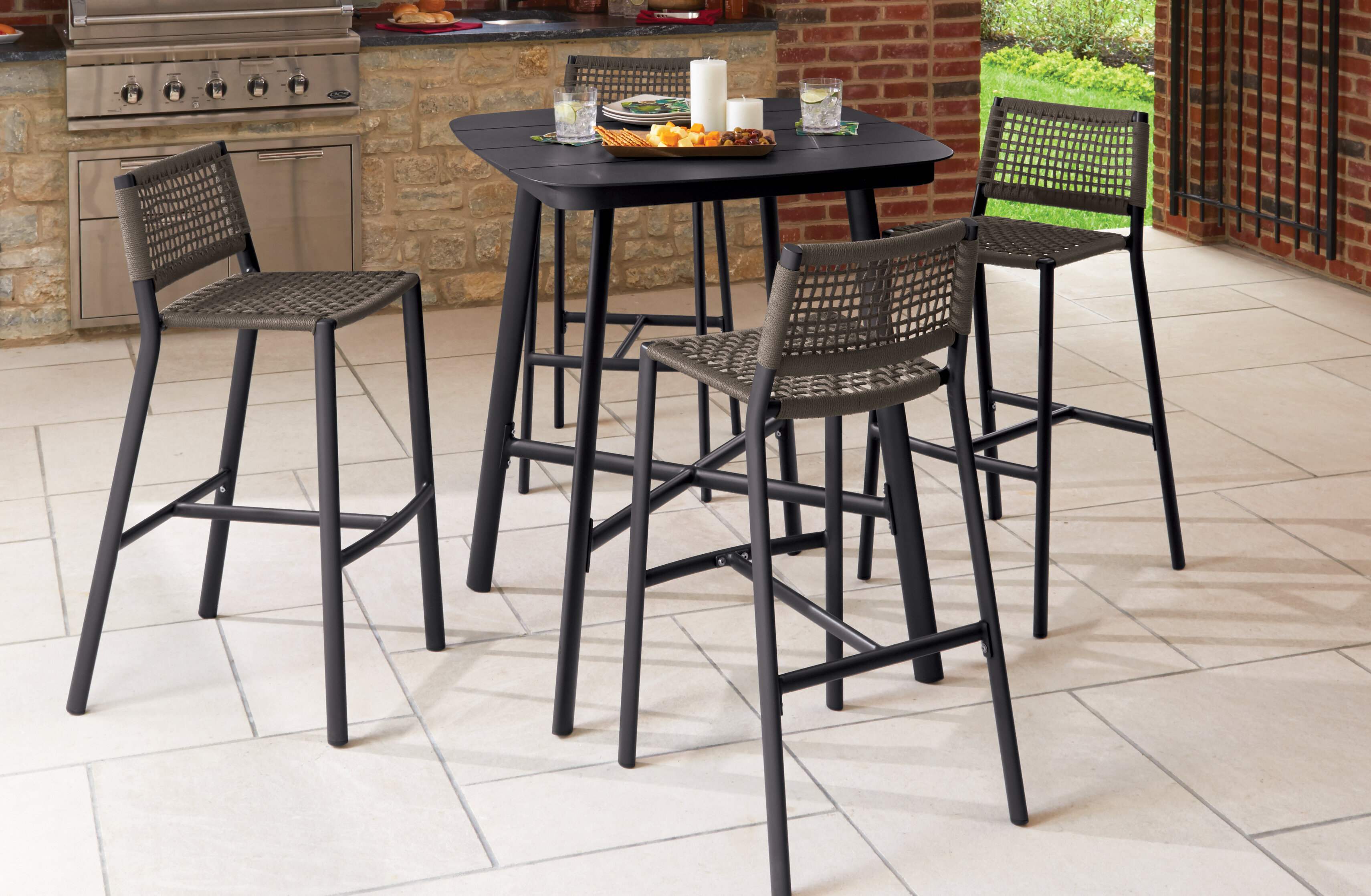 Small Tropical Patio Dining Sets You Ll Love In 2021 Wayfair