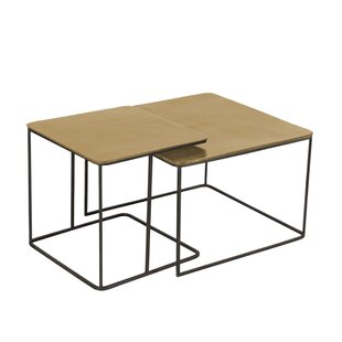 Stgeorge Sled Nesting Tables By Everly Quinn