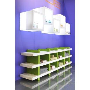 Gilman 5 Standard Bookcase Brayden Studio