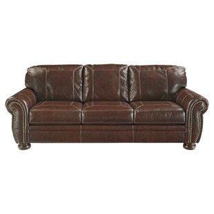 Ryan Leather Sofa