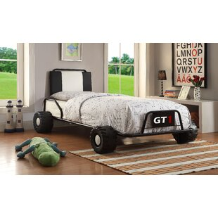 Find Alberta Twin Car Bed by Zoomie Kids Reviews (2019) & Buyer's Guide