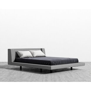 Lavonne Upholstered Platform Bed