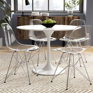 Zipcode Design Bouldin Creek Dining Chair (Set of 4)