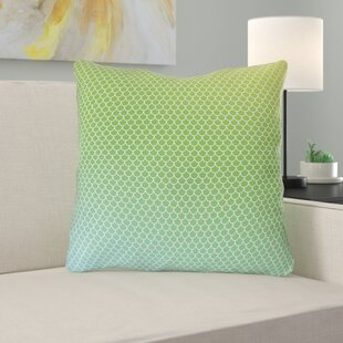 Avicia Mermaid Scales Throw Pillow
