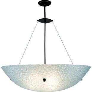 WPT Design Bowl 3-Light Bowl Pendant