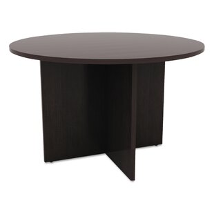 Great choice Kania Circular Conference Table By Symple Stuff