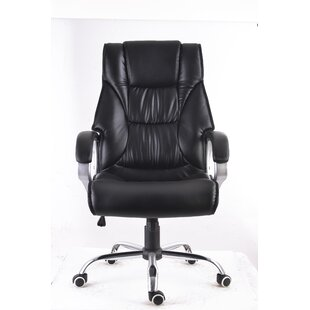 Symple Stuff Modern High Back Executive Ergonomic Office Chair