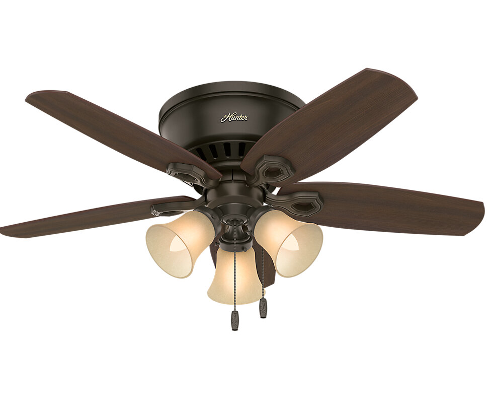Builder Low Profile 5 Blade Ceiling Fan