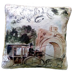 Afternoon Stroll Pillow Case (Set of 2)
