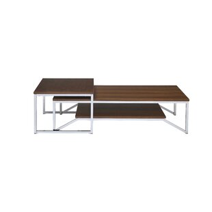 Hasler 2 Piece Coffee Table