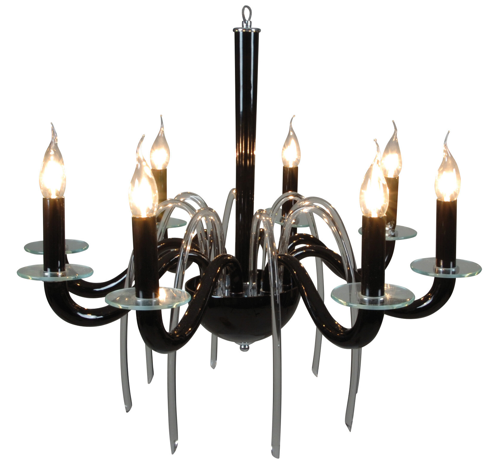 Classicliving 8 Light Candle Style Chandelier Wayfair Co Uk