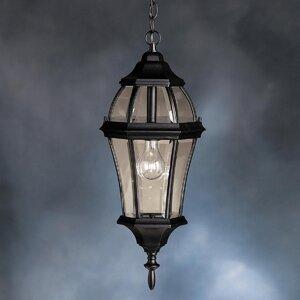 Connan 1-Light Outdoor Hanging Lantern