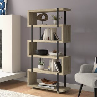 Nordin Standard Bookcase by Brayden Studio Coupon