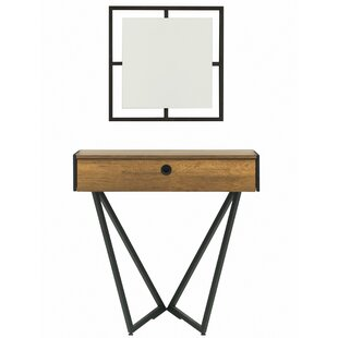 Langley Street Deshawn Vanity with Mirror