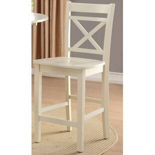 Gennessee 24 Bar Stool (Set of 2) by Gracie Oaks