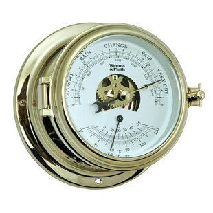 Endurance II 115 Barometer And Thermometer By Weems And Plath