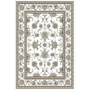 Shop For Ackermanville Bone Area Rug By Charlton Home
