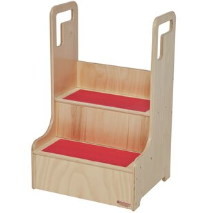 Step Stool By Wood Designs