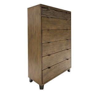 Gisela 6 Drawer Chest by Millwood Pines