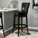 Thornhill Bar & Counter Swivel Stool by Darby Home Co