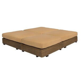 Woodard All-Weather Ottoman (Set of 4)