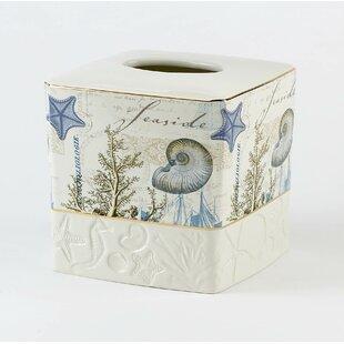 Buying Antigua Tissue Box Cover ByAvanti Linens
