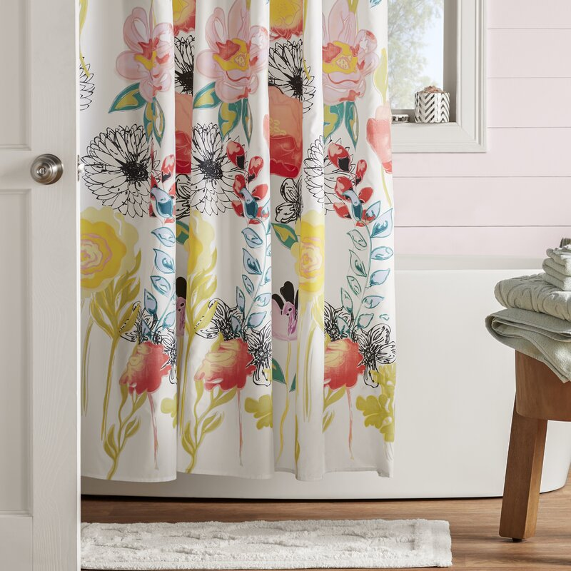 Shower Curtains & Accessories You\'ll Love | Wayfair