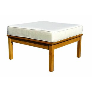 Haste Garden Kamea Ottoman with Cushion
