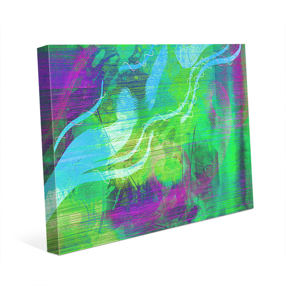 Click Wall Art Longing Painting Print On Wrapped Canvas Wayfair