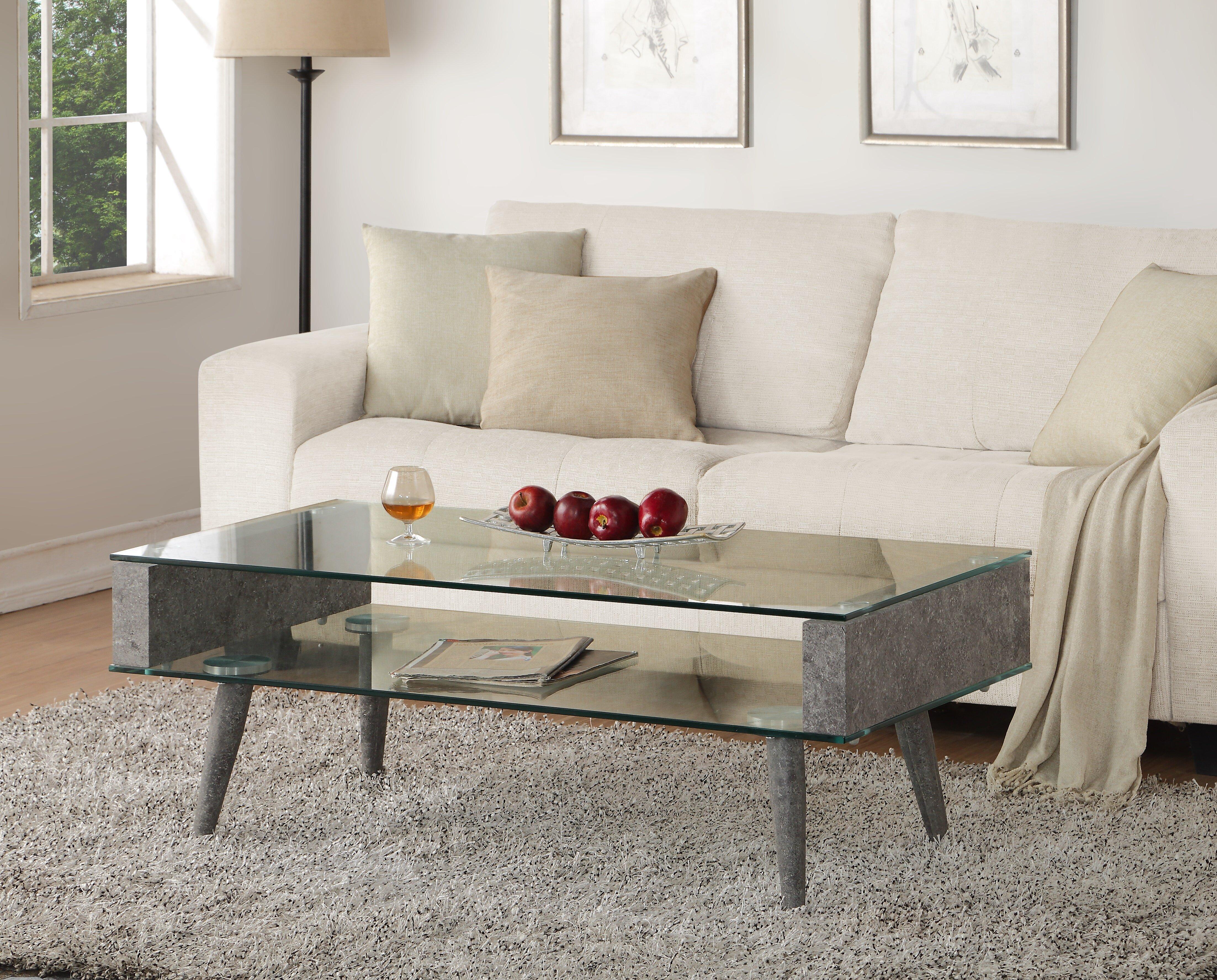 ACME Furniture Boyd Coffee Table | Wayfair