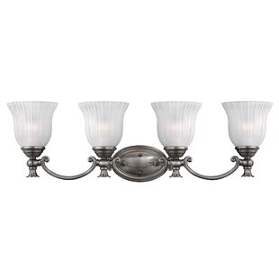 Francoise 4-Light Vanity Light by Hinkley Lighting