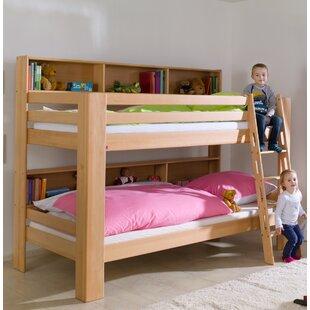 Diredra European Single Bunk Bed By Zoomie Kids