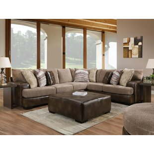Mccarley Sectional by Red Barrel Studio