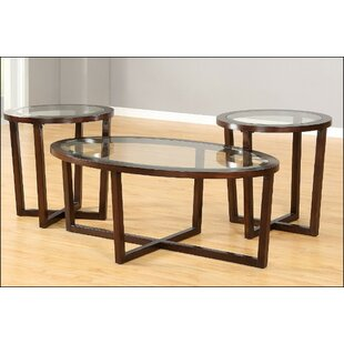 Woodbridge 3 Piece Coffee Table Set by Simmons Casegoods
