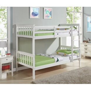 Boswell Single Bunk Bed By Harriet Bee