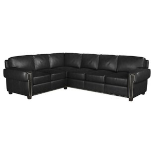 Sioux Leather Sectional